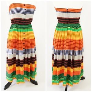 Plenty Tracy Reese Striped Stripes dress